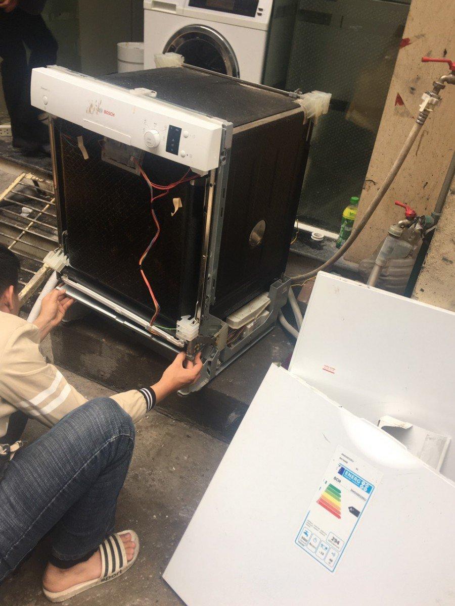 Trung tâm bảo hành máy rửa bát Bosch