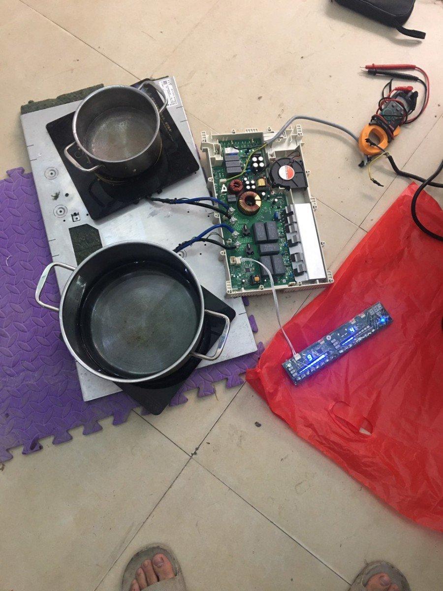 Sửa chữa bếp từ AEG