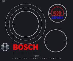 Sửa chữa bếp từ Bosch