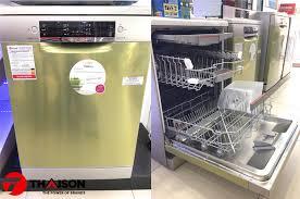Sửa máy rửa bát báo lỗi