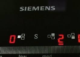 Sửa bếp từ SIMEN không điều khiển được