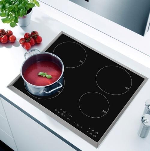 Tiện ích của bếp hồng ngoại Bosch