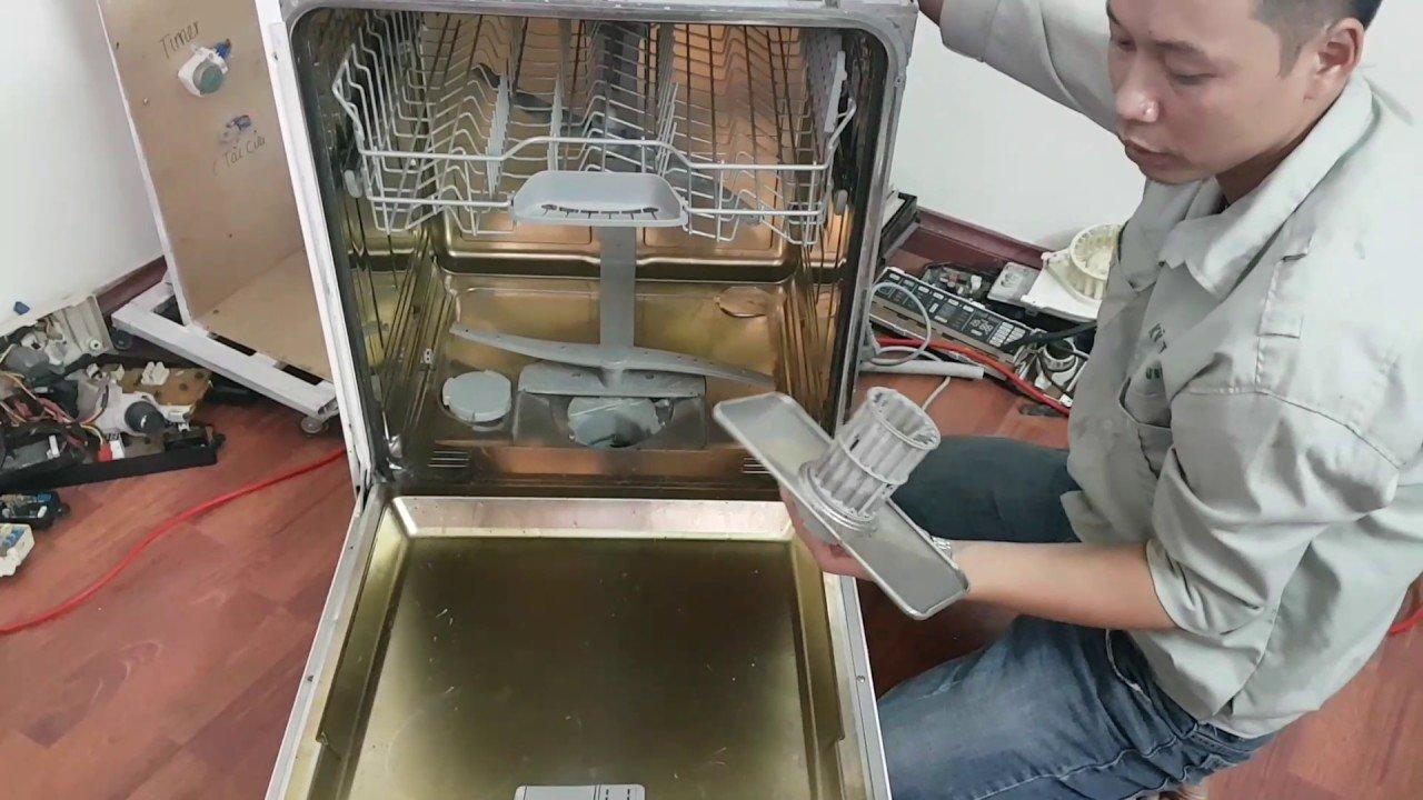 Trung tâm bảo hành máy rửa bát Bosch uy tín tại Hà Nội